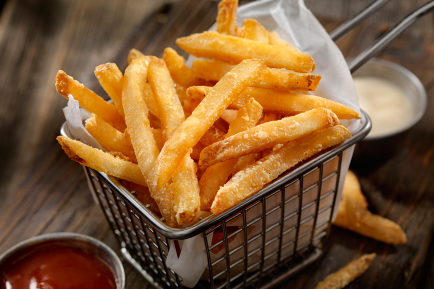 How To Cook Perfect Restaurant-Style French Fries
