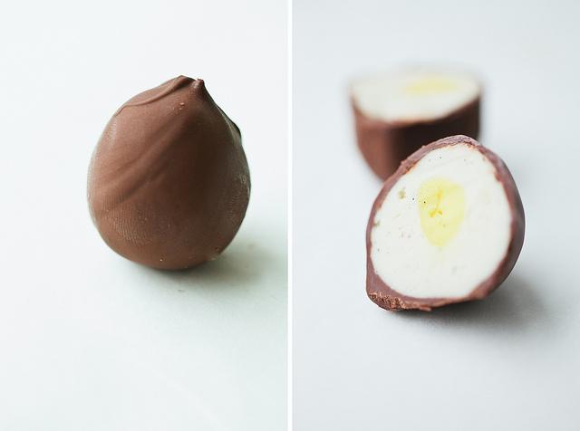 Home made egg
