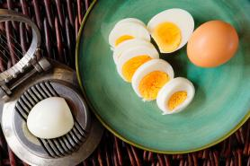 How to cook a hard-boiled egg