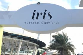 Outdoors at Iris Yas Island