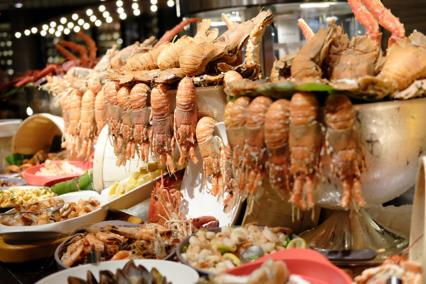 Yalumba Seafood Night in Dubai
