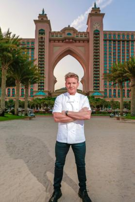 Dubai's Best Celebrity Chef Restaurants